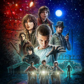 Cover Image - Stranger Things